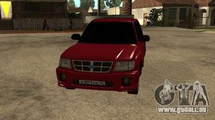 Subaru Forester 2006 pour GTA San Andreas