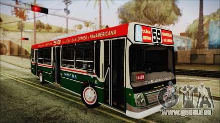 Mercedes-Benz OH1718L-SB Linea 59 pour GTA San Andreas