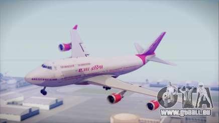 Boeing 747-437 Air India Tanjore Old Skin für GTA San Andreas
