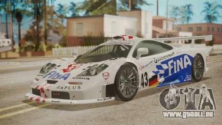 McLaren F1 GTR 1998 Team BMW für GTA San Andreas