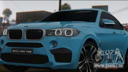 BMW X6M F86 v2.0 pour GTA San Andreas