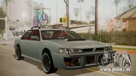 All New Sultan pour GTA San Andreas