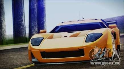 Ford GT-R mk.7 pour GTA San Andreas