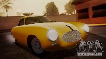 Mercedes-Benz 300 SL (W194) 1952 HQLM pour GTA San Andreas