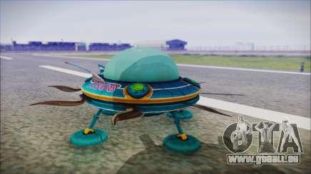 X808 UFO für GTA San Andreas