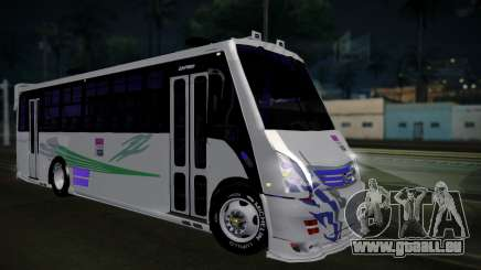 Mercedes-Benz Ayco Zafiro Influyente pour GTA San Andreas