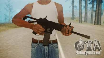 KAC PDW für GTA San Andreas