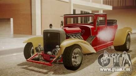 GTA 5 Albany Franken Stange für GTA San Andreas
