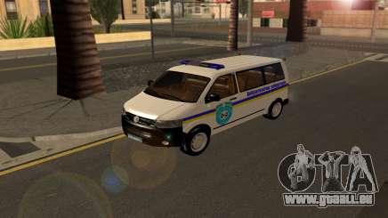 Volkswagen Transporter Minesweeper Ukraine für GTA San Andreas