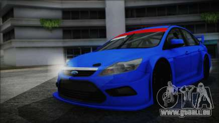 Ford Focus Sedan 2009 Touring v1 pour GTA San Andreas