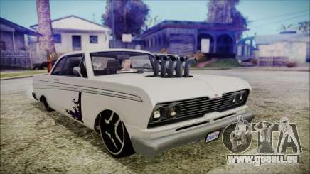 Blade Custom pour GTA San Andreas