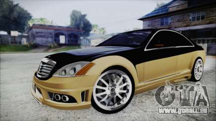 Carlsson Aigner CK65 RS v1 pour GTA San Andreas