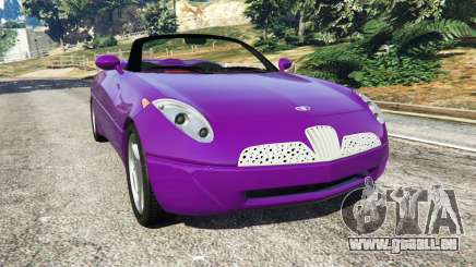 Daewoo Joyster Concept 1997 für GTA 5