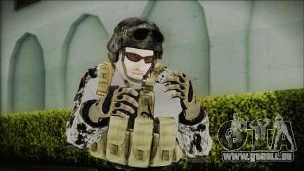CODE5 Brazil pour GTA San Andreas