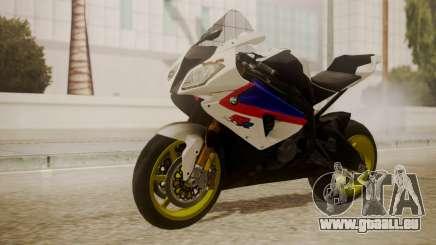 BMW S1000RR Limited für GTA San Andreas