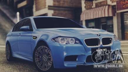 BMW M5 F10 Stock MTA Version für GTA San Andreas
