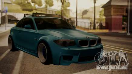 BMW 1M E82 with Sunroof pour GTA San Andreas