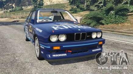 BMW M3 (E30) 1991 [Kings] v1.2 für GTA 5
