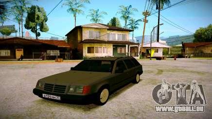 Mercedes-Benz E200 W124 pour GTA San Andreas