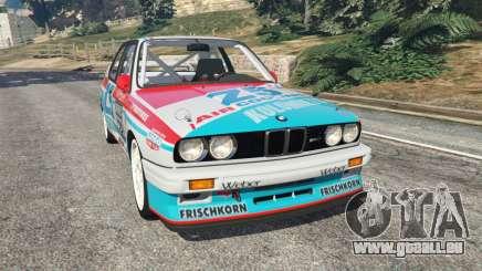 BMW M3 (E30) 1991 [Z5] v1.2 pour GTA 5