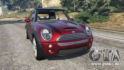 Mini Cooper S Convertible v0.2 für GTA 5