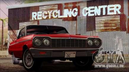 Chevrolet Impala SS 1964 Final für GTA San Andreas