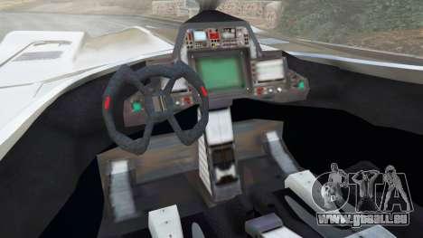 GTA 5 Batmobile 1989 [Beta] hinten rechts