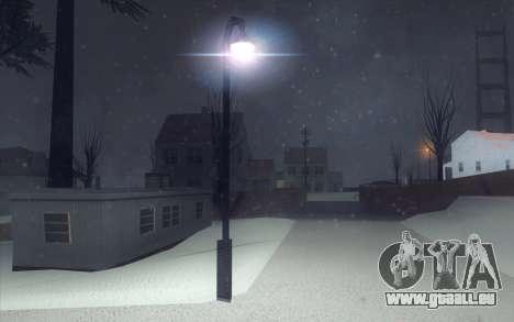 Winter Vacation 2.0 SA-MP Edition für GTA San Andreas neunten Screenshot