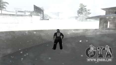 Skin pack für Rifa gang für GTA San Andreas zweiten Screenshot