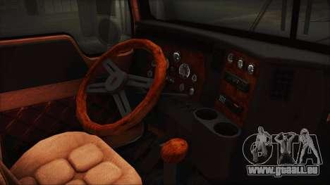 Kenworth T908 v1.0 für GTA San Andreas rechten Ansicht