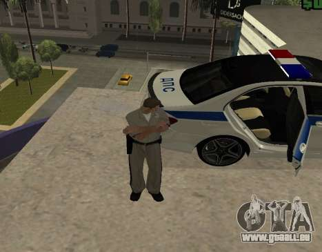 New Animations pour GTA San Andreas quatrième écran