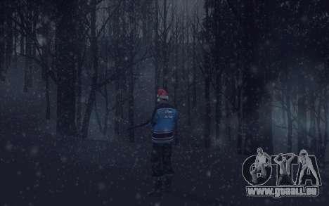 Winter Vacation 2.0 SA-MP Edition pour GTA San Andreas huitième écran