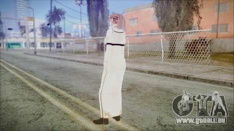 DMC4 Kyrie pour GTA San Andreas troisième écran