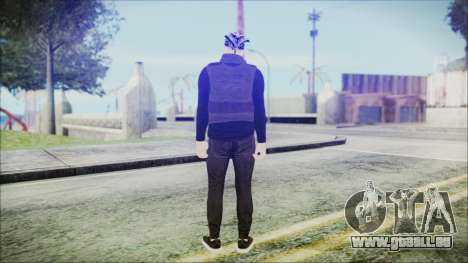 GTA Online Skin 59 für GTA San Andreas dritten Screenshot
