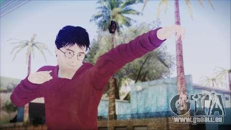 Harry Potter für GTA San Andreas