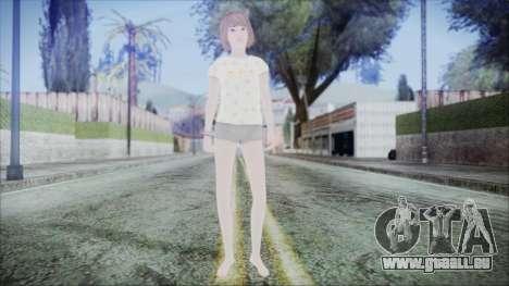 Life is Strange Episode 1 Max Pijama für GTA San Andreas zweiten Screenshot