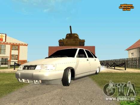 Les VASES 2112 Bunker 0.1 v pour GTA San Andreas