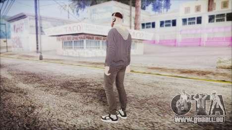 GTA Online Skin 13 pour GTA San Andreas troisième écran