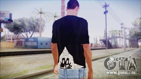 San Andreas T-Shirt pour GTA San Andreas troisième écran