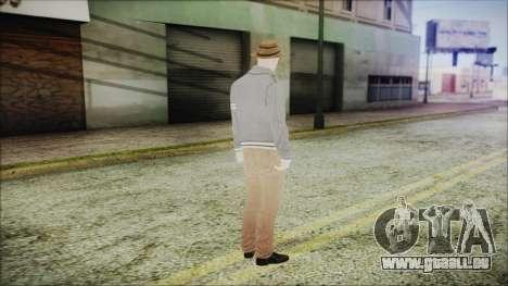 GTA Online Skin 47 pour GTA San Andreas troisième écran
