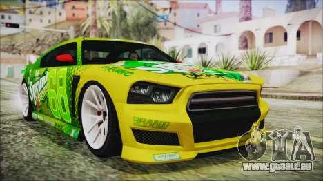 GTA 5 Bravado Buffalo Sprunk pour GTA San Andreas