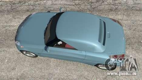 Daewoo Joyster Concept 1997 v1.2 für GTA 5