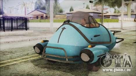 Fallout 4 Fusion Flea pour GTA San Andreas