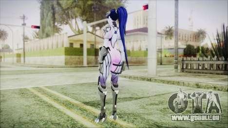 Widowmaker - Overwatch für GTA San Andreas dritten Screenshot