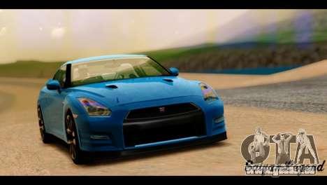 Summer Paradise v0.248 V2 für GTA San Andreas sechsten Screenshot