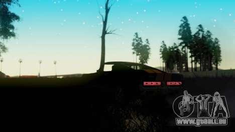 Fran Art ENB .iCEnhancer. pour GTA San Andreas sixième écran