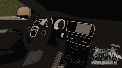 Audi RS5 für GTA San Andreas rechten Ansicht