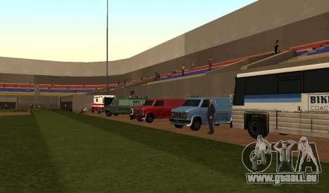 Baseball für GTA San Andreas zweiten Screenshot