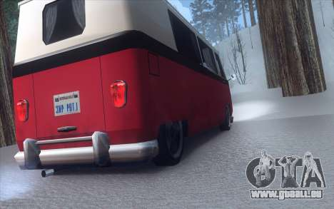 Winter Vacation 2.0 SA-MP Edition für GTA San Andreas sechsten Screenshot