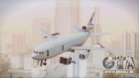 McDonnell-Douglas DC-10-30F World Airways pour GTA San Andreas